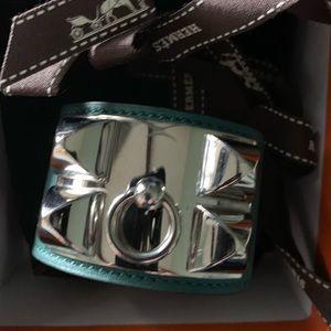 Hermes bracelet Collier de chein for sale